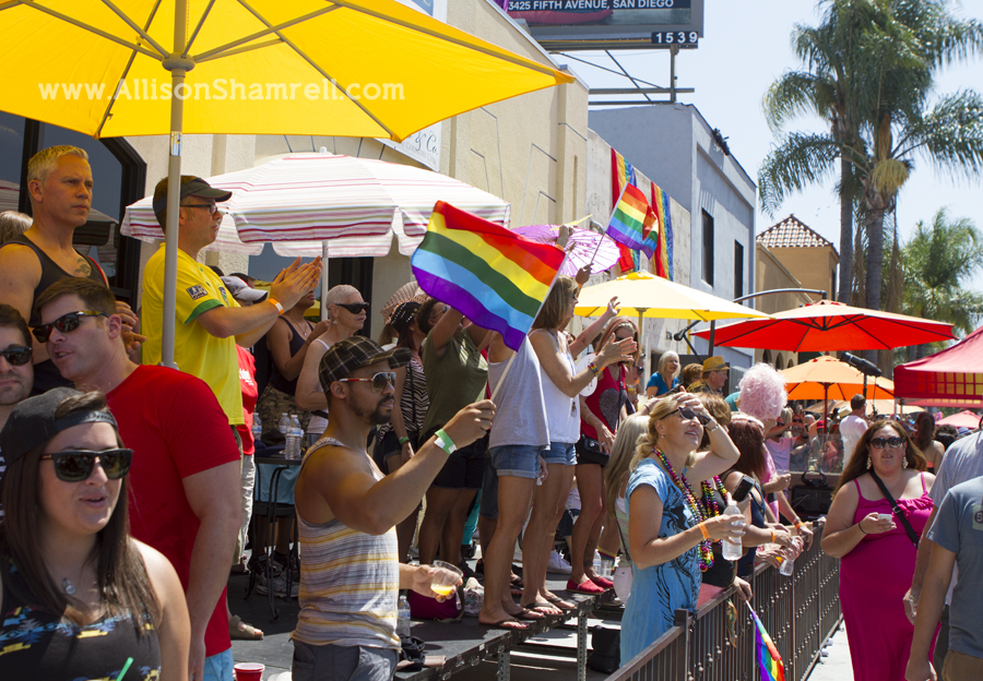 san diego pride dog-friendly