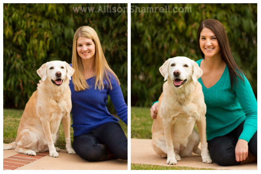 del mar pet family photography